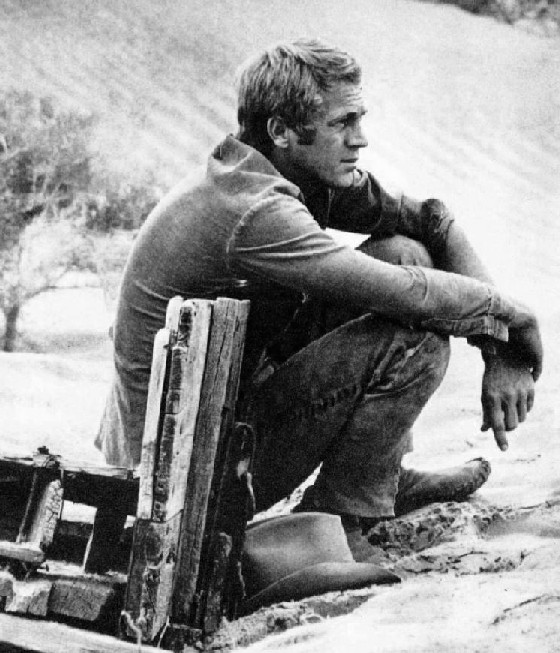 Steve Mcqueen - Photo Colection